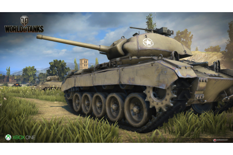 Two day World of Tanks beta kicks off this weekend on Xbox ...