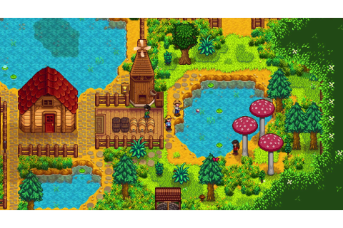 Stardew Valley has co-op on Xbox One