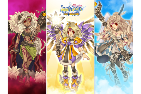 Angels Online Review and Download