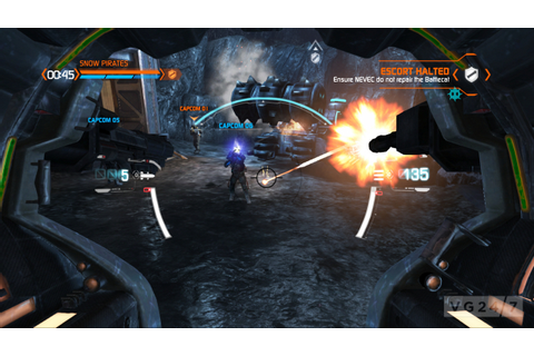 Lost Planet 3 'Akrid Survival' and 'Scenario' multiplayer ...