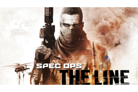 Spec Ops: The Line Game Movie (All Cutscenes) 1080p HD ...