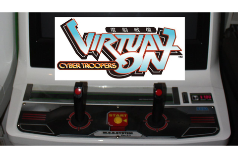 Cyber Troopers Virtual-On: Operation Moongate ( 電脳戦機バーチャロン ...