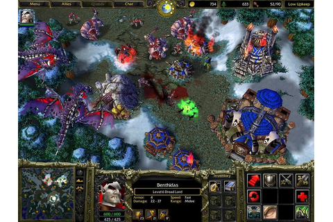 WarCraft III: Reign of Chaos review | GamesRadar+