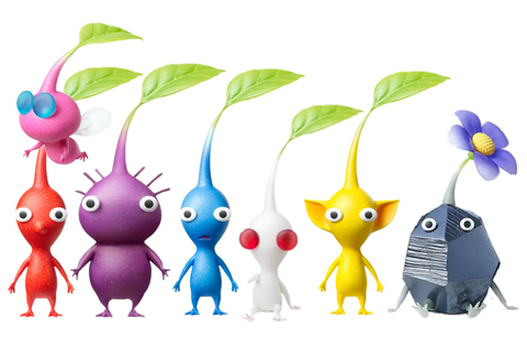 Pikmin | Pooh's Adventures Wiki | FANDOM powered by Wikia
