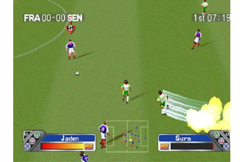 Super Shot Soccer on Qwant Games