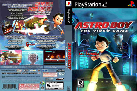 Aplicaciones y Juegos: Astro Boy The Video Game