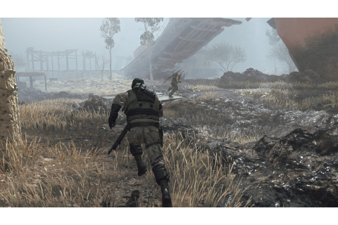 First Metal Gear Survive gameplay shown at Tokyo Game Show ...