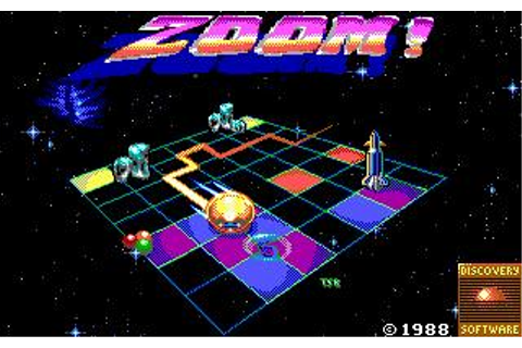 Zoom! Download (1988 Arcade action Game)