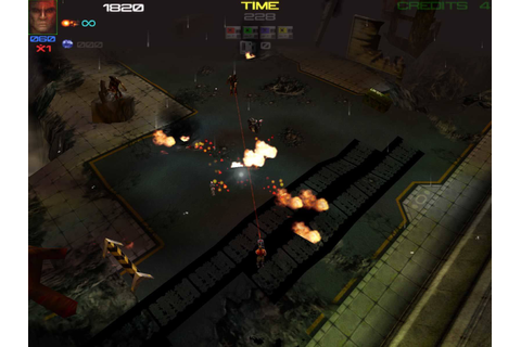 Millennium Soldier: Expendable (Windows) - My Abandonware