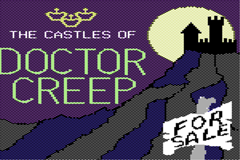 Download The Castles of Dr. Creep (Commodore 64) - My ...