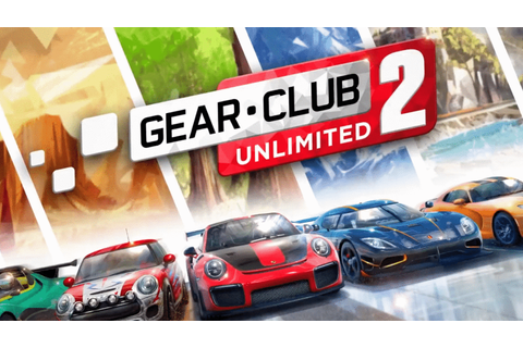Gear.Club Unlimited 2 coming 4th December 2018 - Nintendo ...