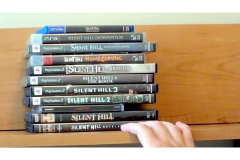 Video Game Series - Silent Hill 1999-2015 - YouTube