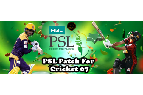 pakistan super league psl 2016 patch free download pc game ...