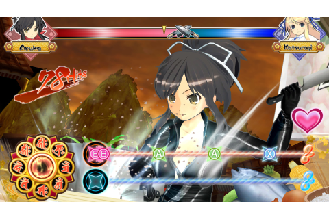 Senran Kagura Bon Appétit! Free Game Download - Free PC ...