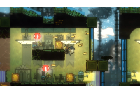 The Swindle (Wii U eShop) News, Reviews, Trailer & Screenshots