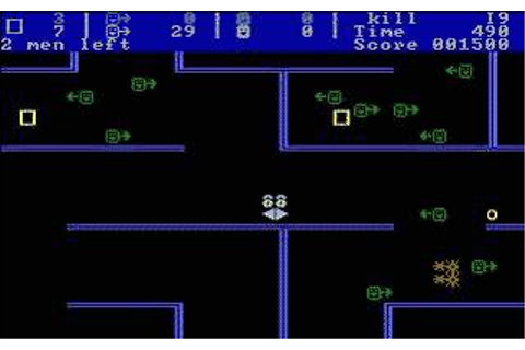 Snipes Download (1982 Arcade action Game)