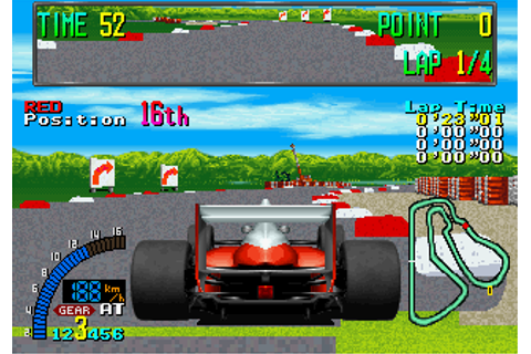 F1 Exhaust Note (World) ROM
