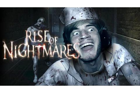 CRAZY KINECT HORROR? - Rise Of Nightmares - Part 1 - YouTube