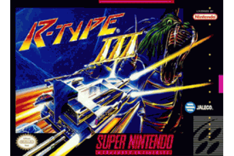 R-Type III - The Third Lightning ROM - Super Nintendo ...