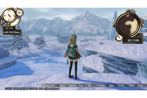 Atelier Firis Review | The adorable JRPG series goes open ...