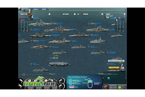 Navy Field Gameplay - First Look HD - YouTube