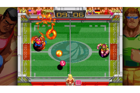 Windjammers Game | PS4 - PlayStation
