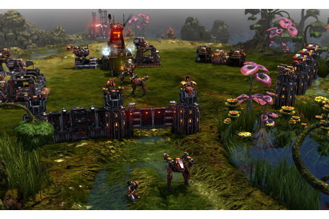 Grey Goo: A Terrifying Concept with Interesting RTS Armies ...