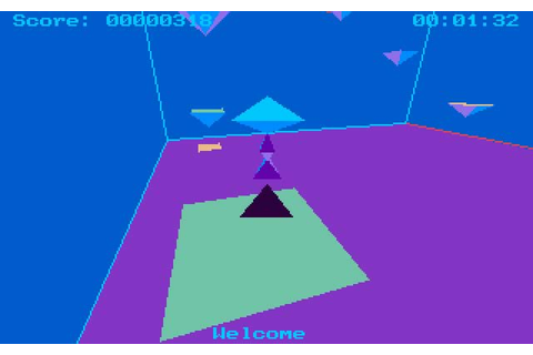 Download Alpha Waves action for DOS (1990) - Abandonware DOS