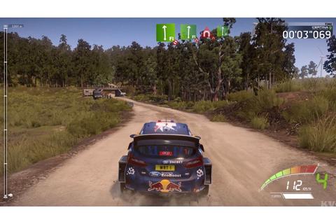 WRC 7 FIA World Rally Championship Gameplay (PC HD ...