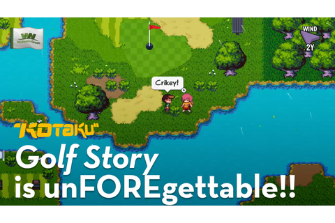 Golf Story Is Almost The Seinfeld Of Video Games