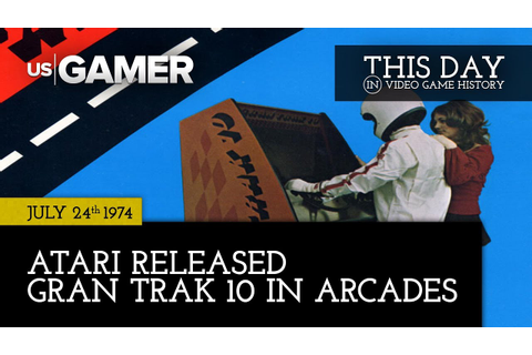 This Day in Video Game History | July 24: Atari Releases ...