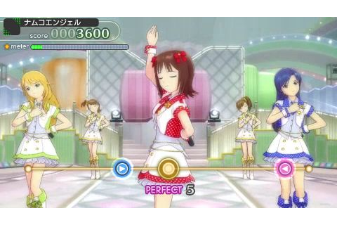 The Idolmaster Shiny Festa Groovy Tune - Download Game PSP ...