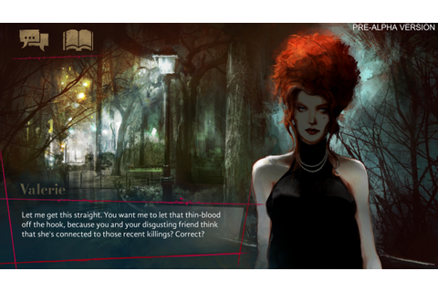 Vampire: The Masquerade - Coteries of New York Gets Tons ...