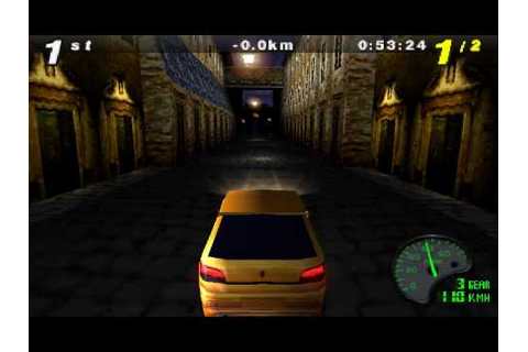 C3 Racing - Car Constructors Championship (PSX) - Gameplay ...