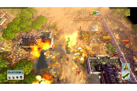 Cannon Fodder 3 PC Game Free Download - FREE PC DOWNLOAD GAMES
