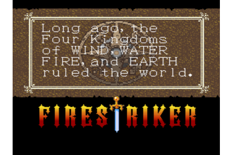 Firestriker Download Game | GameFabrique