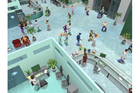Download Hospital Tycoon Full PC Game