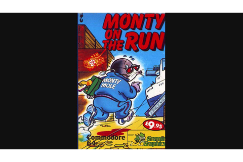 Monty On The Run - 'Game Over' OST - YouTube