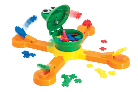 Amazon.com: Mr. Mouth Feed The Frog Game: Toys & Games