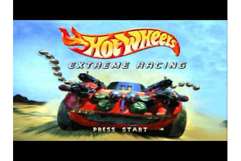 Hot Wheels:Extreme Racing Music-Main Menu Theme - YouTube
