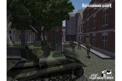Battleground Europe: World War II Online Screenshots ...