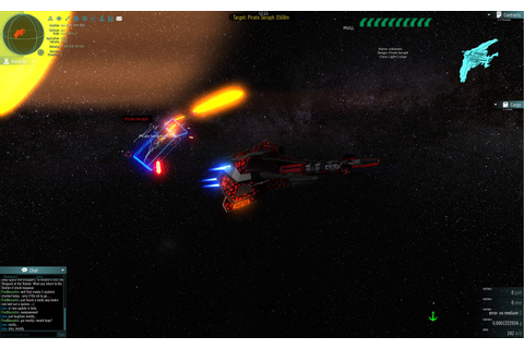 Ascent - The Space Game - the ultimate online space game!