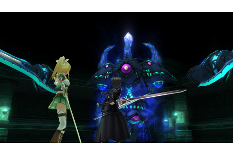 Sword Art Online: Hollow Fragment and Lost Song getting a ...