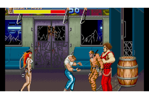 Sharp X68000 Game: Final Fight (1992 Capcom) - YouTube