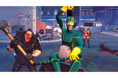 Kick-Ass 2 PC 311 MB HighlyCompressed - SFK GAMES