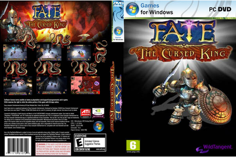 FATE 4 The Cursed King ~ Creed Compushop