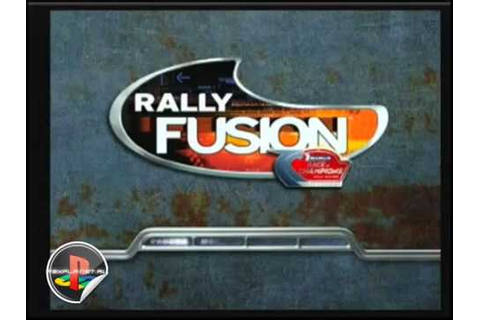 (PS2) Rally Fusion - Michelin Race Of Champions Time Trial ...