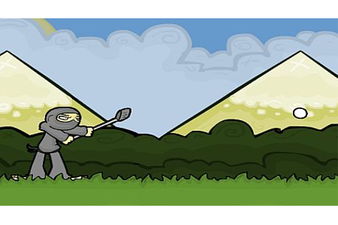 Ninja Golf - Golf Games - Sportigi