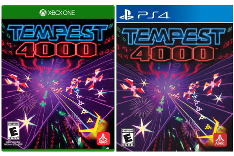 Tempest 4000 coming to the Xbox One and PS4 in July
