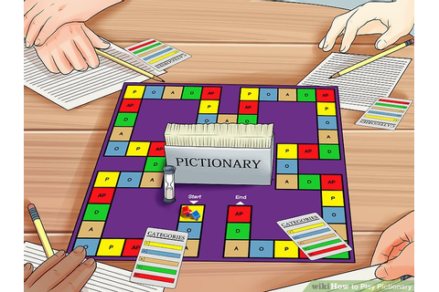 How to Play Pictionary: 13 Steps (with Pictures) - wikiHow